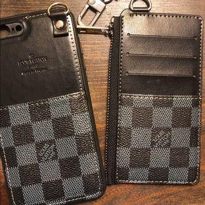 Louis Vuitton iPhone 8 Plus Phone Case